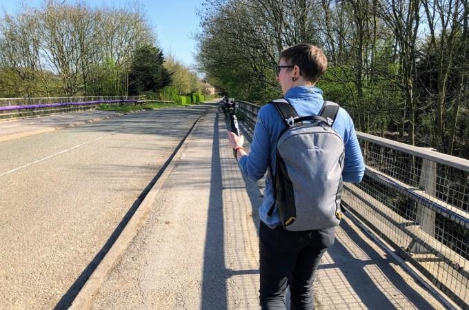 Creating a Virtual Walk