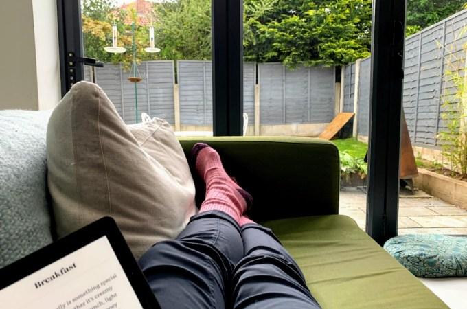 A Proper Staycation