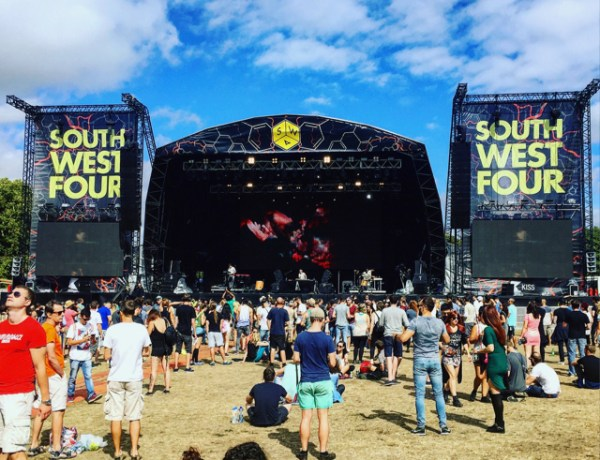 South West Four Music Festival Main Stage