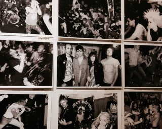 The Real Punk Exhibition Celebrating Punk Turns 40 Martin Sorrondeguy's Collection