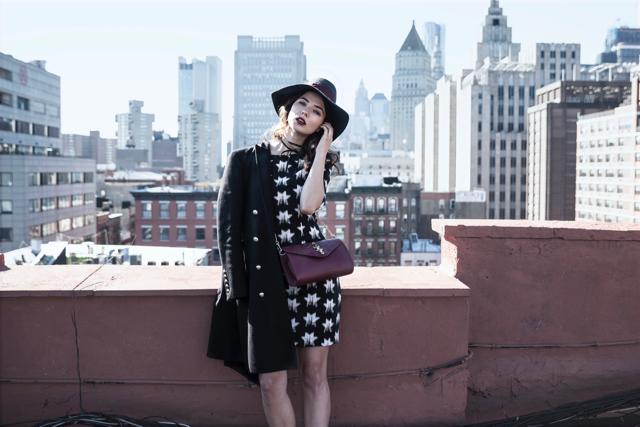 Atella Fashion Editorial New York City Vibes Fall Fashion Trends