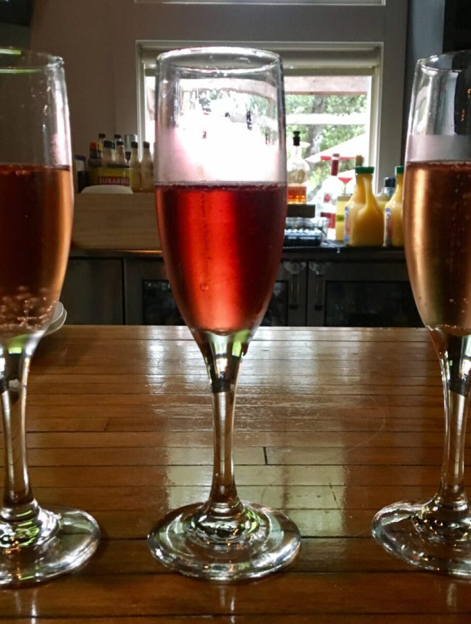 My Top 4 Sparkling Wine Choices