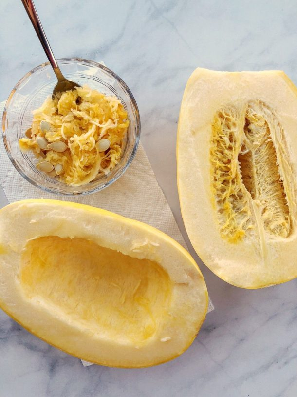 Easy How To Cook Spaghetti Squash in the Oven