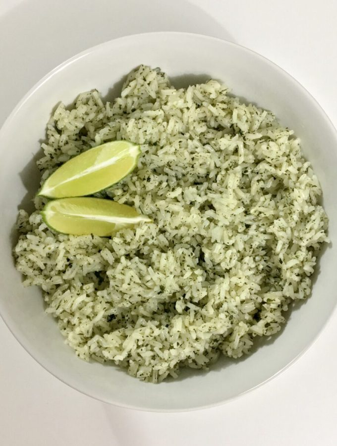 Cilantro Lime Rice (Chipotle Copycat Recipe)