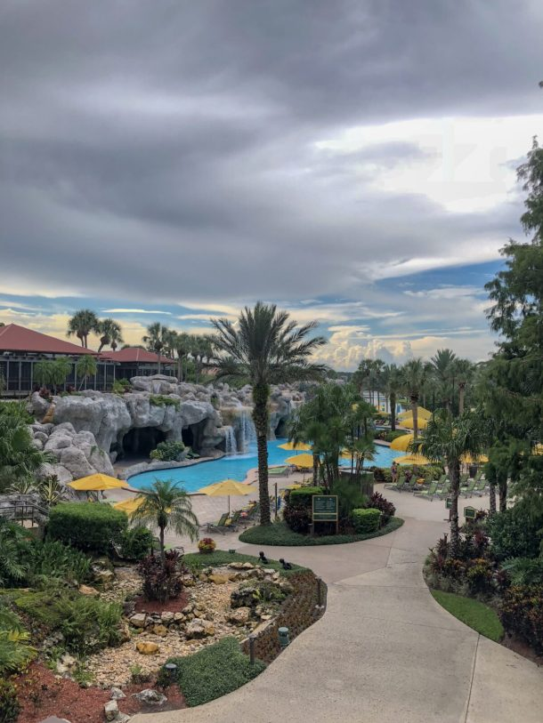 Hyatt Regency Grand Cypress Resort Pool