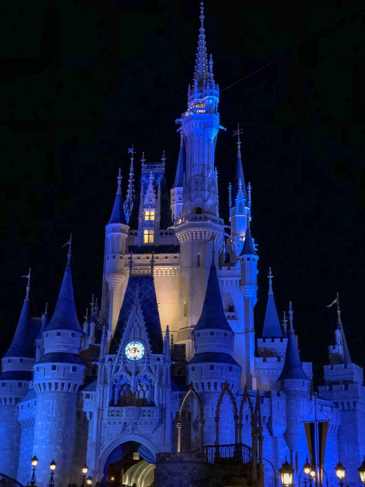 walt disney world, magic kingdom, cinderella castle, walt disney world in one day