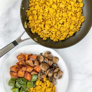 Vegan-Chickpea-Scramble