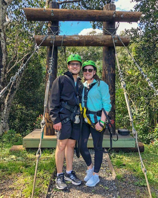 Zipline Jurassic Valley at Kualoa Ranch #TheUrbenLifeBlog