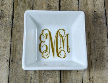 Adorable Ring Dish