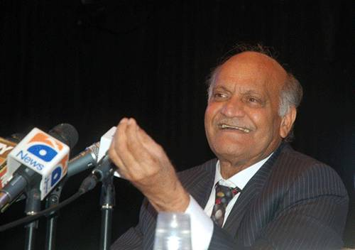 Anwar Masood biography