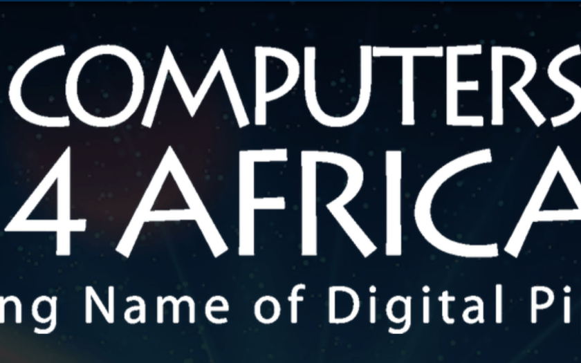 Logo of Computers 4 Africa: a Working Name of Digital Pipeline
