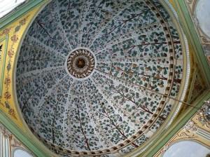 Ceiling, Topkapi Harem