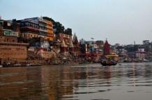 Dawn boatride, Varanasi