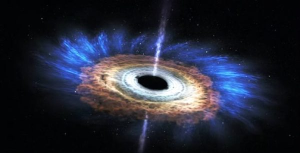 Astronomers will photograph the Milky Way's Black Hole