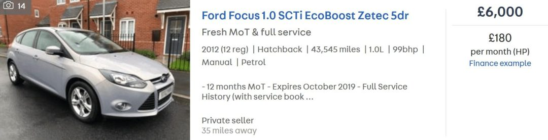 how to sell my car privately with Autotrader
