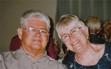 Charles and Cherrie Case