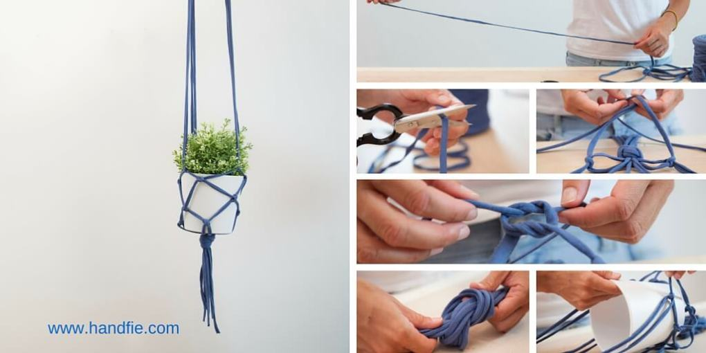 Planter hanging pot