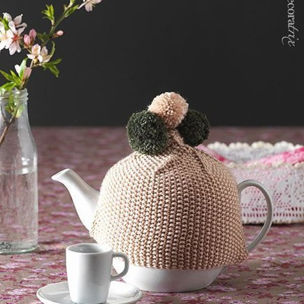 Teapot cover