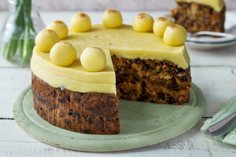 Great Simnel cake for Easter