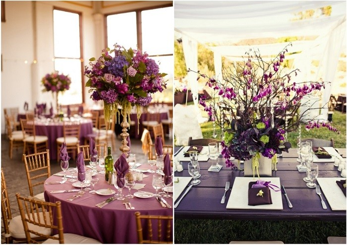 centers table precious weddings flowers tall table ideas