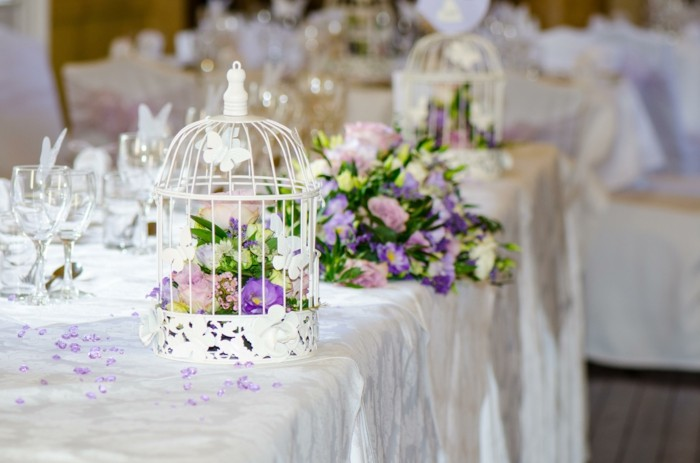 centerpieces weddings inspired vintage style ideas