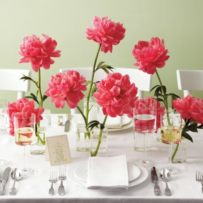 centers table weddings simple style ideas