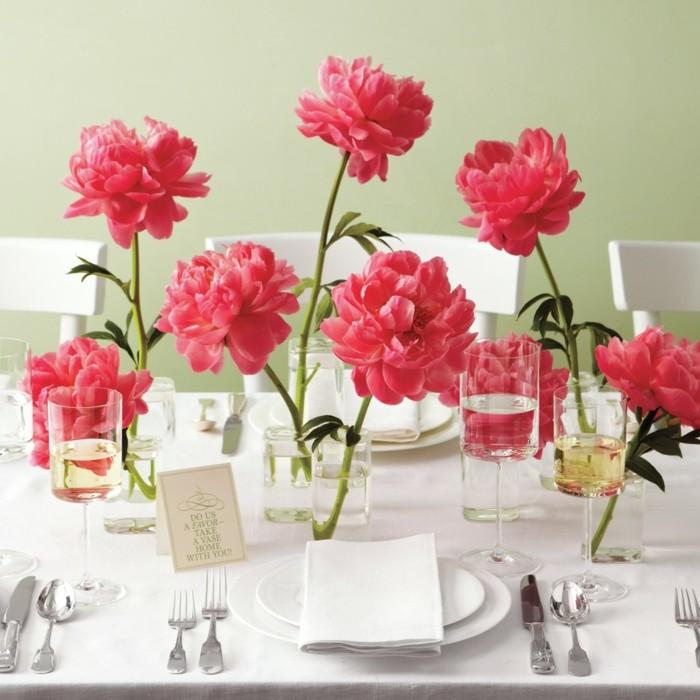 centers table weddings simple style ideas