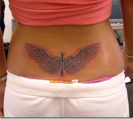 Lower Back Tattoos
