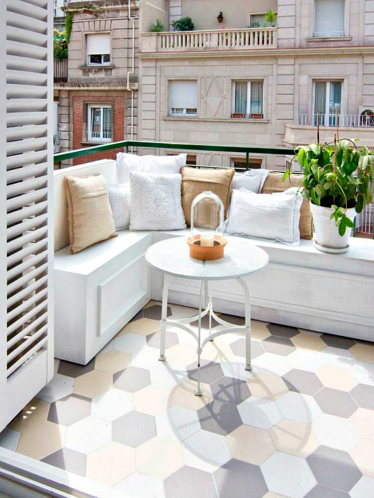 Ideas to decorate the terrace - Photo: Habitissimo Projects