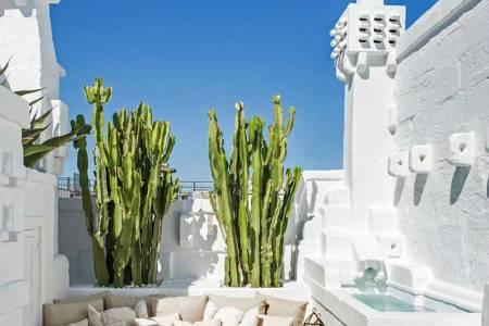 Ideas for decorating the terrace - Photo: Giorgio Baroni