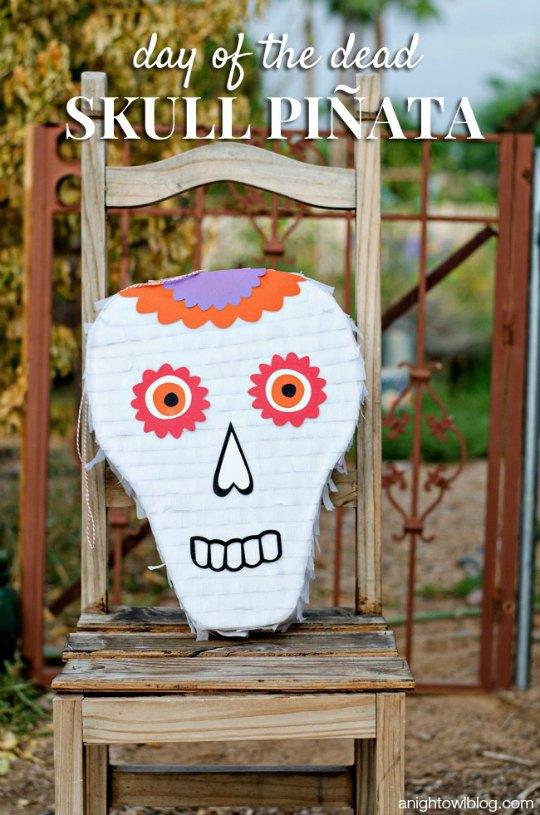 Children's crafts Halloween