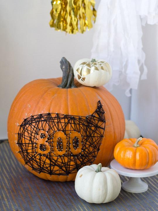 More original Halloween pumpkins