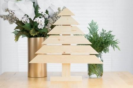 original Christmas crafts rustic environments