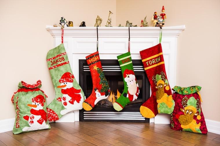 giant christmas socks
