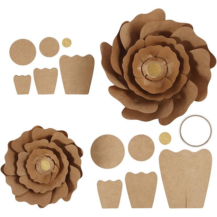natural-tone-cardboard-flowers