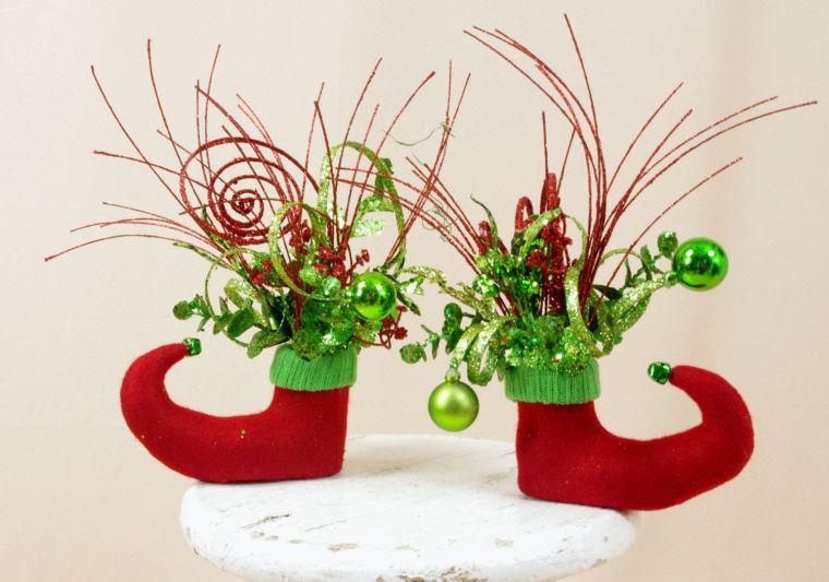 Christmas elves shoes