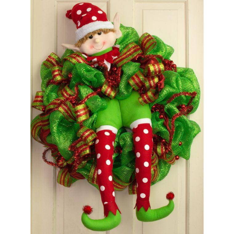 Christmas elves small