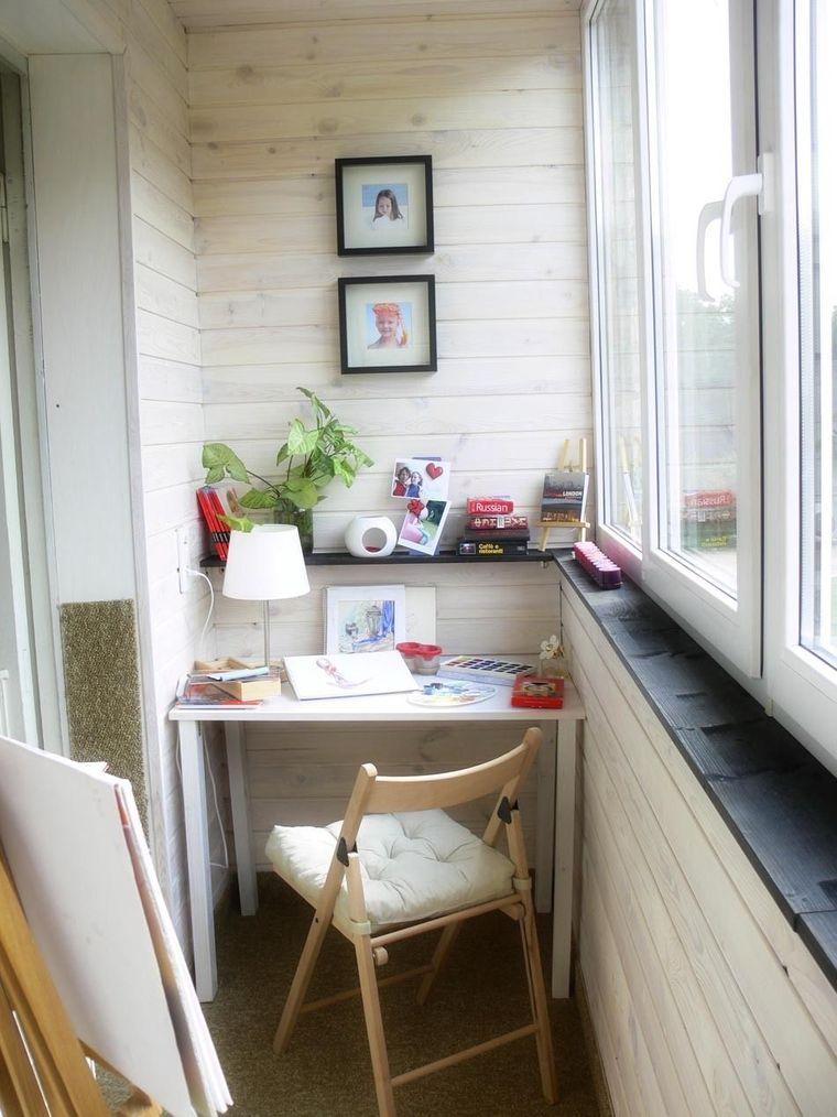 decorate small multipurpose balcony