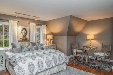 dormitorios gris
