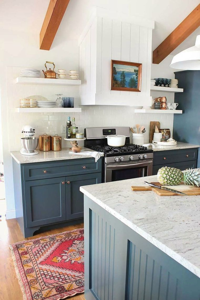 stylish small kitchens