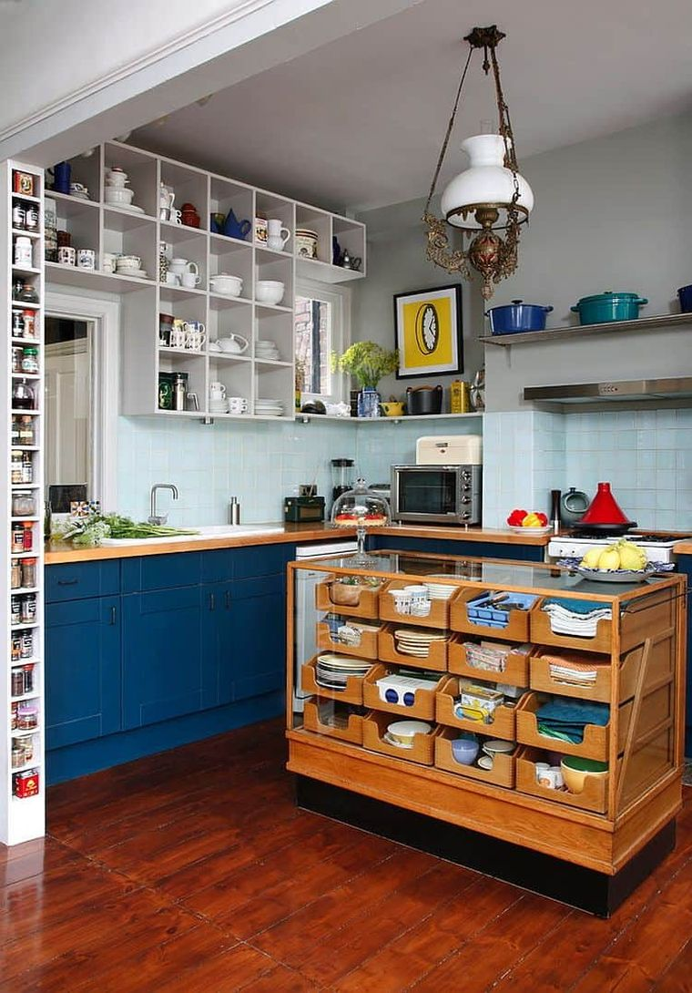 functional small kitchens