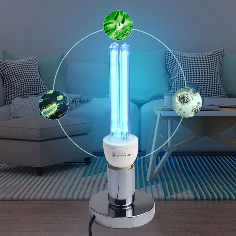 coronavirus uv lamp