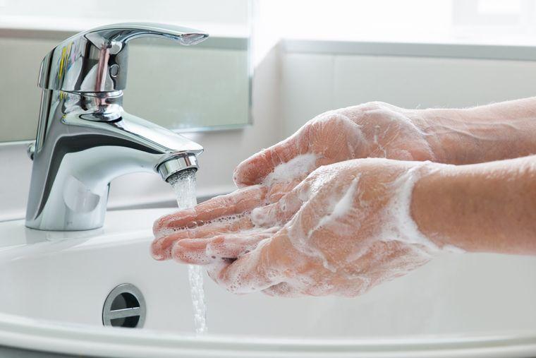 flushed coronavirus