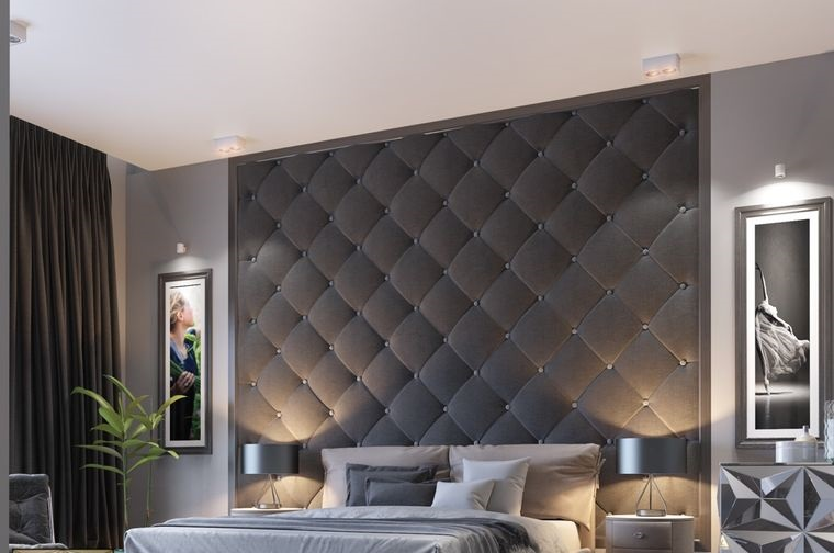 bedrooms art walls