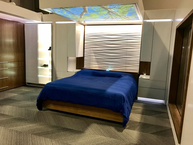 technology bedrooms