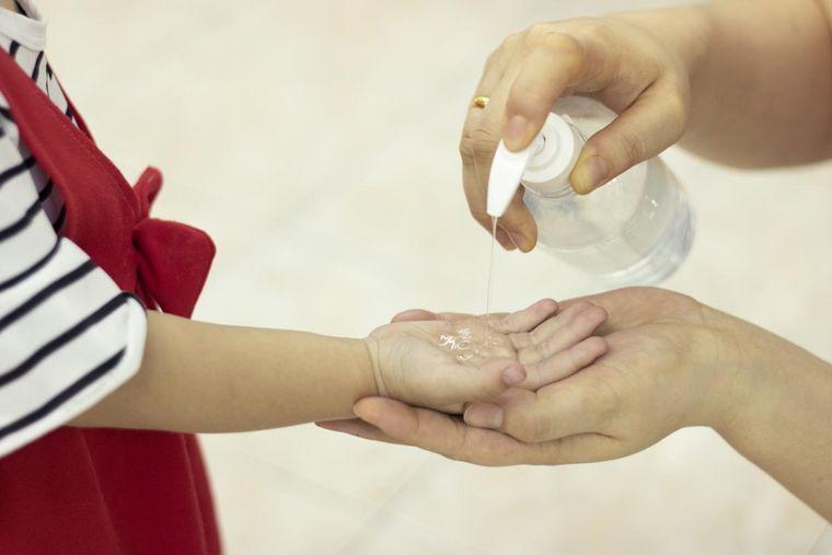 disinfecting coronavirus
