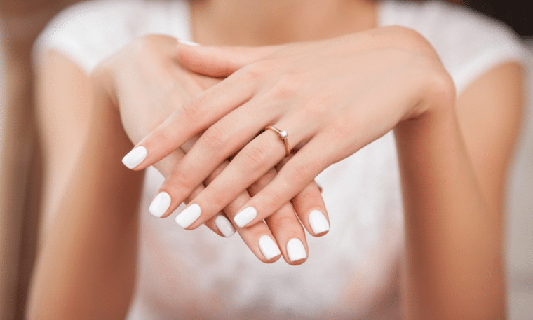 types of manicure nails gel