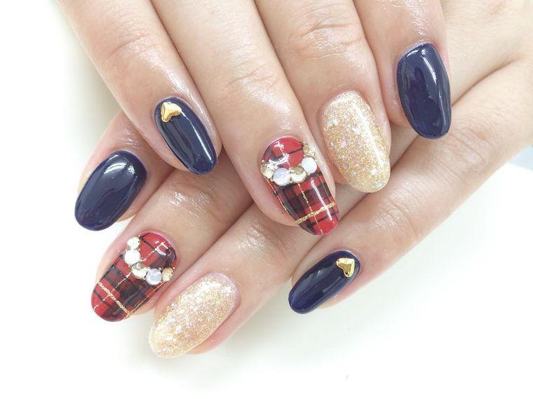 types of manicure art