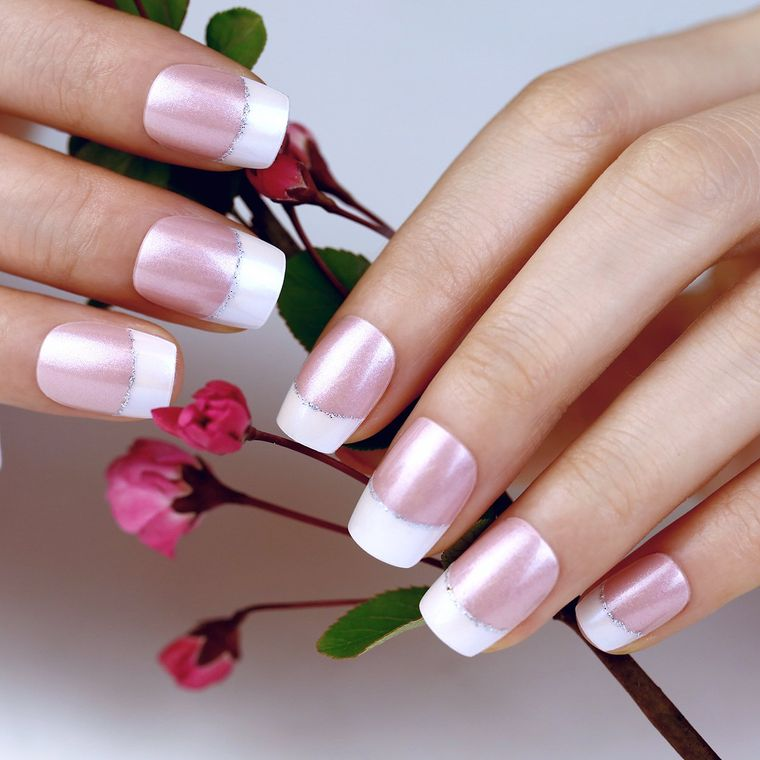 types of french wax manicure