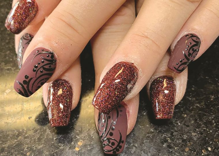 shellly manicure types